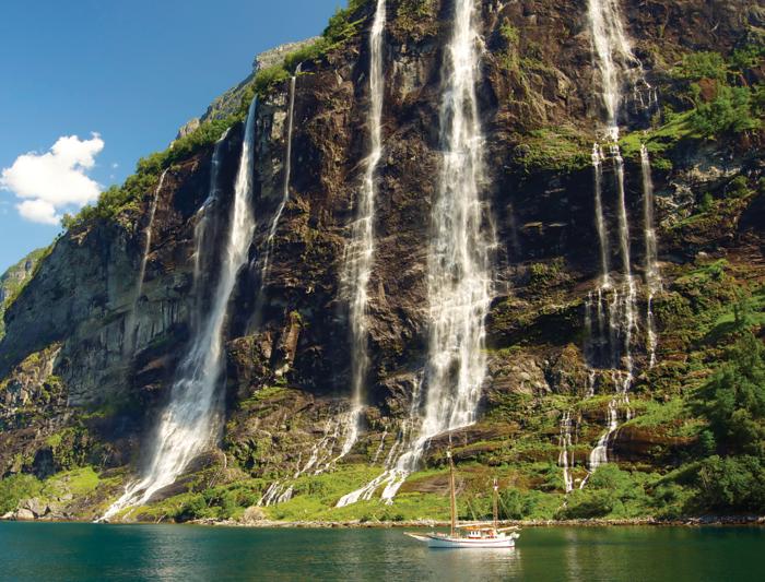 Vantawng Falls Mizoram