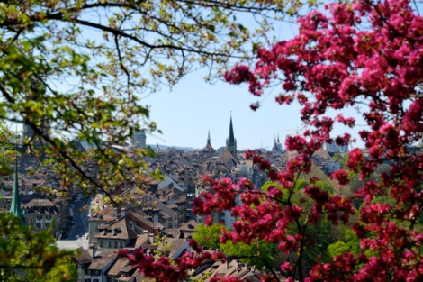 Beautiful Bern.