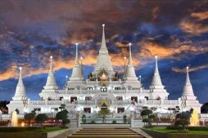 Samutprakan Temple Thaialnd