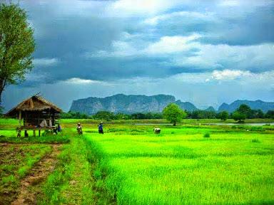 Ubon Thailand