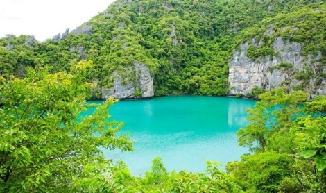 Angtong Marine Park Koh Samui Thailand