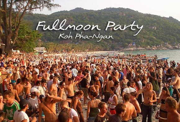 Image result for koh samui full moon party