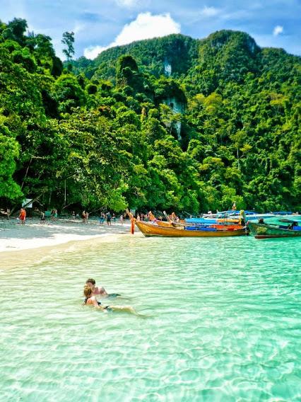 Koh Phi Phi Krabi Province Thailand