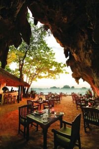Phra Nang Beach Krbi Province Thailand