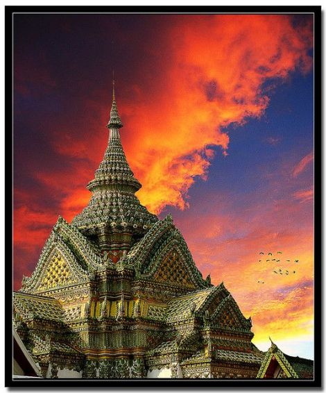 Kingdom of Siam-Thailand