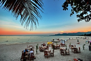 Koh Samui Beach Dinner