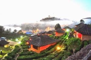 Mae Hong Son Province Thailand