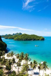 Ang Thong Marine Park in Koh samui - Thailand