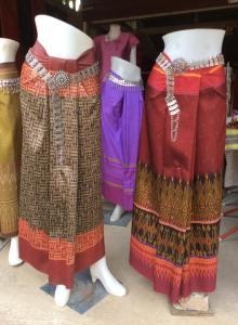 Handmade Thai Silk from Surin