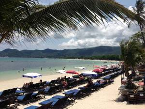 Chaweng beach koh samui - Thailand,welcome!