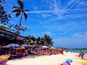 Chaweng beach - Koh samui - Thailand,welcome!