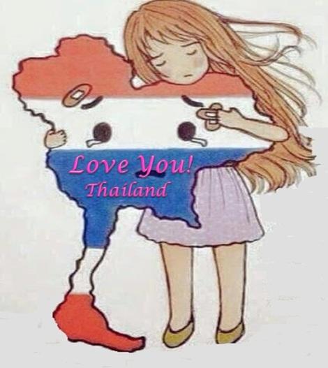 Love you Thailand!