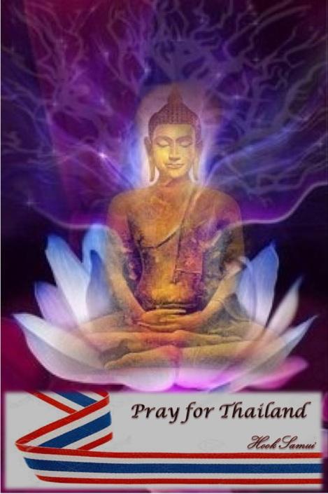 Pray for Thailand!