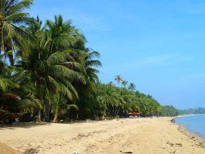 Mae Nam Beach in Koh samui paradise island,welcome!