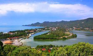 Chaweng lake in Koh samui  Thailand!