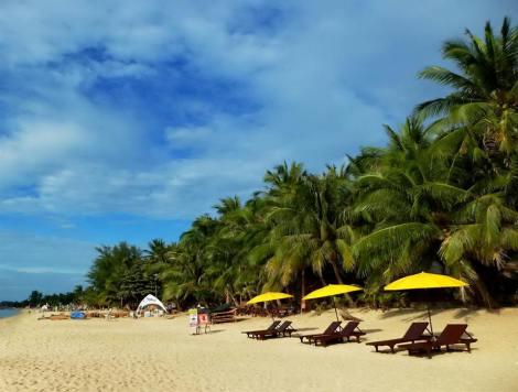 Lamai beach in Koh samui - Thailand,welcome!