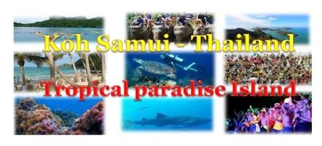 KOH SAMUI - THAILAND.