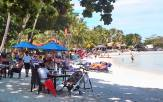 Chaweng beach - Koh samui - Thailand.