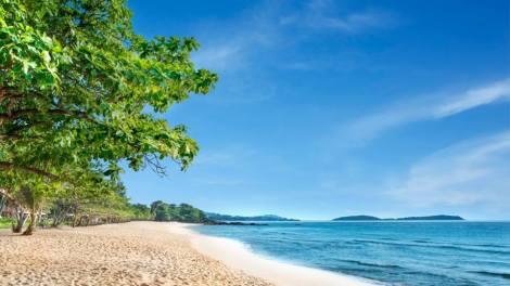Chaweng noi beach - Koh samui - Thailand.