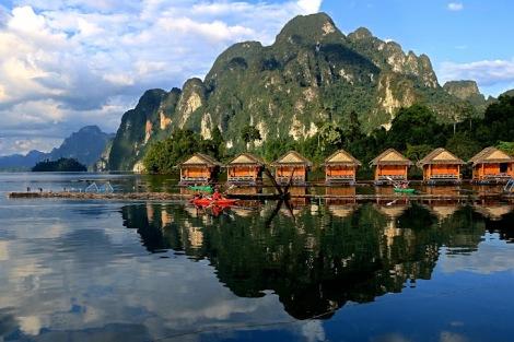 Kao Sok - Thailand.