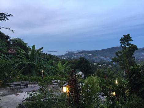 Koh samui - Thailand, overlooking  from Gecko samui..