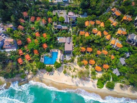 New star beach Resort # Chaweng noi # Koh samui # Thailand.