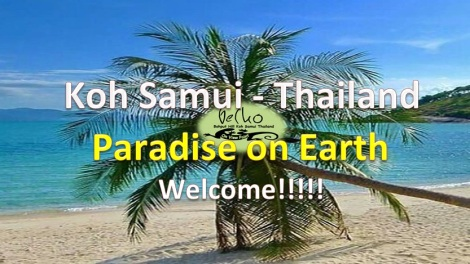 Koh samui, welcome!