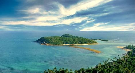Sunrise - Sunset Viewpoint, Koh Samui.
