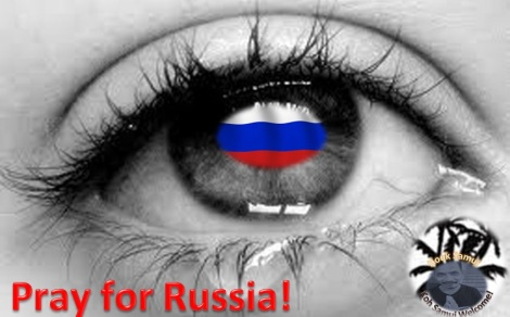 Pray for Russia!