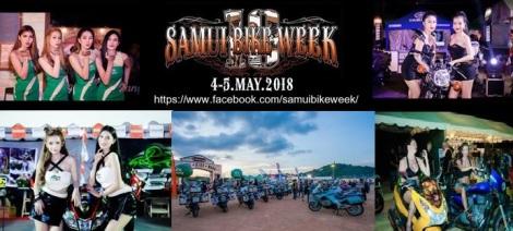 Koh samui bike week welcome all..
