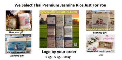 surin jasmine rice